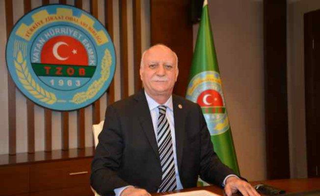 TZOB Genel Başkanı Bayraktar'dan anız yakma uyarısı
