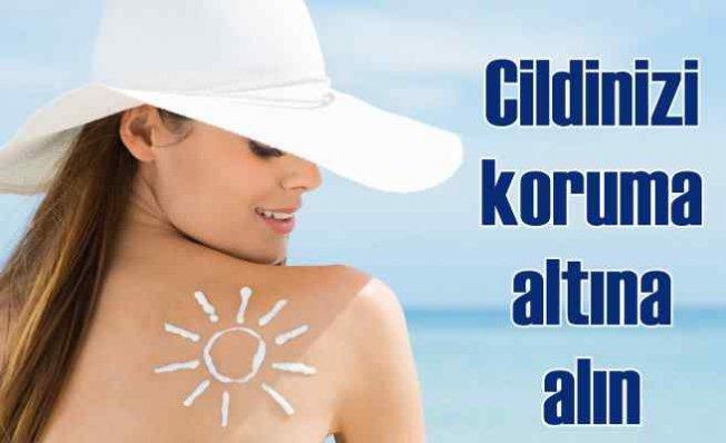 Uzmanlar Uyardı  Yaz Sıcaklarında Cildinizi Koruyun