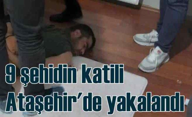 Ataşehir'de terör operasyonu   9 şehidin katili yakalandı