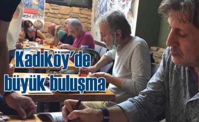 Ters Dergi imza günü | Mizahın ustaları Kadıköy'de buluştu