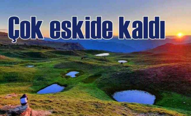 Dipsiz Göl çöl oldu   El birliği ile öldürdük