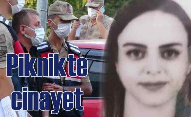 Elif Saltık cinayeti | Piknik yerinde kaza kurşunuyla can verdi