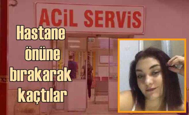Elif Terziler cinayeti | Polis genz kızı bırakıp kaçan şahsı arıyor