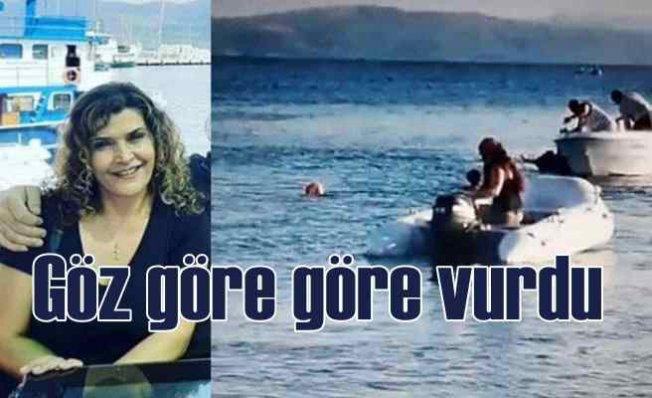 Elvan Fırat Taşdöğen'in ölümü | Sürat teknesi faciaya yol açtı