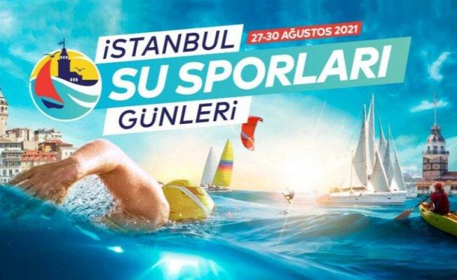 İstanbulSu Sporları Heyecanı başlıyor