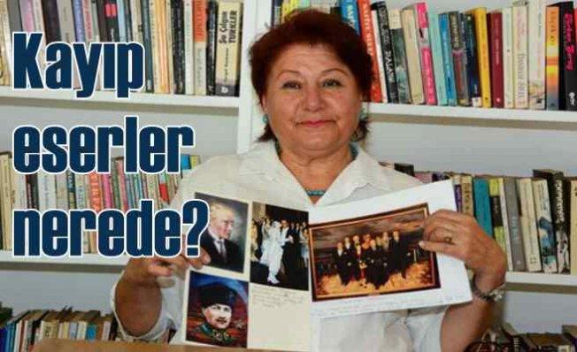 İzmir Öğretmeler lokalinde tarihi eser hırsızlığı