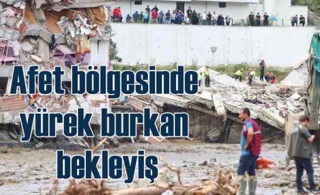 Karadeniz'de can kaybı sayısı 70'e yükseldi