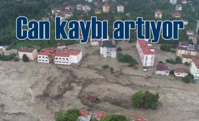 Kastamonu   Sel felaketinde can kaybı artıyor