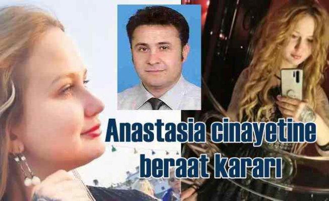Anastasiya cinayeti   54 yaşındaki öğretmen beraat etti