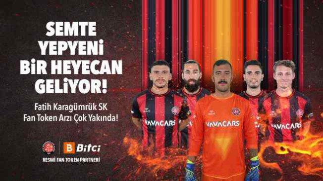 Bitci Teknoloji, Süper Lig'eVavaCars Fatih Karagümrük ile adım attı