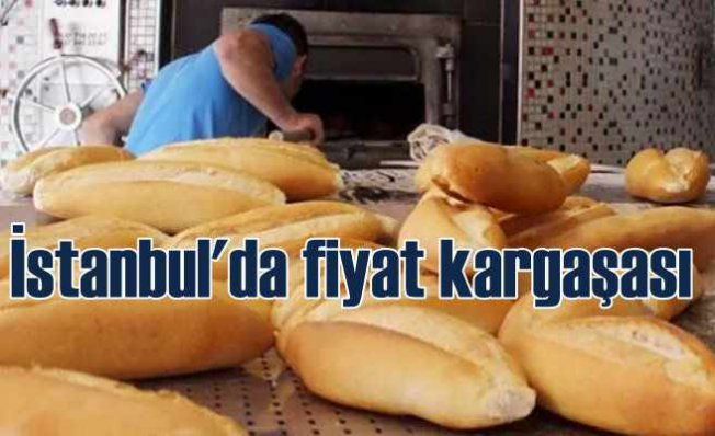İstanbul'da ekmekte fiyatları kafa karıştırdı