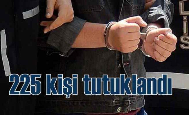 Kayseri'de fuhuş operasyonu | 12 ev kapatıldı