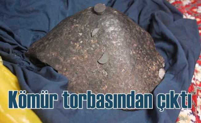 Kömür torbasından meteor çıktı   Gramına 45 dolar istiyor