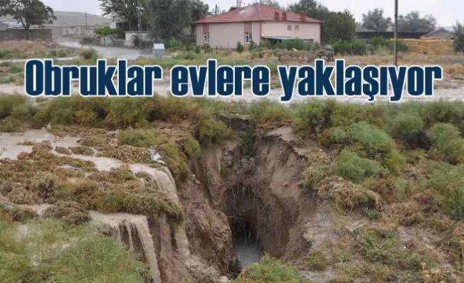 Konya'da obrukların sayısı artıyor, uzmanlar uyarıyor