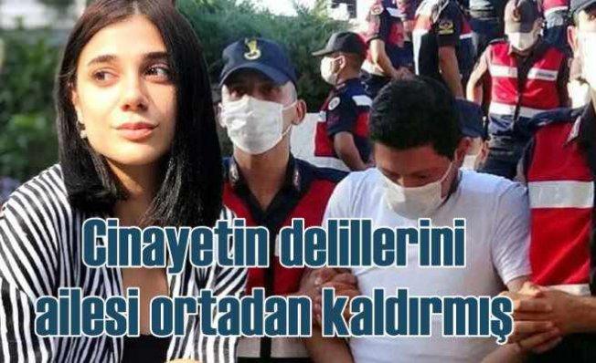 Pınar Gültetin Cinayeti   Katile, ailesi yardım etmiş