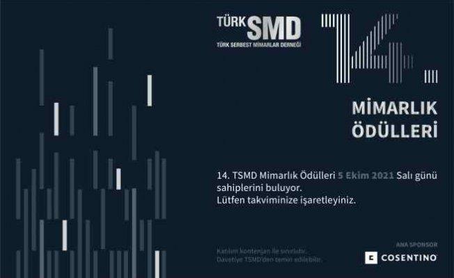 Türk Mimarlığının Oscarı | TürkSMD ödülleri 5 Ekim'de