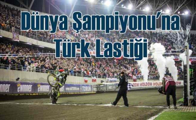 ANLAS Sporcusu Artem Laguta Dünya Şampiyonu oldu