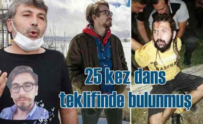 Dans cinayeti | Gökhan Demirtaş'ı öldüren zanlı yargı önünde