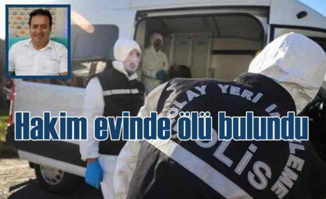 Hakim Aydın Tuncalı'nın ölümü | Adliye lojmanlarında yas var