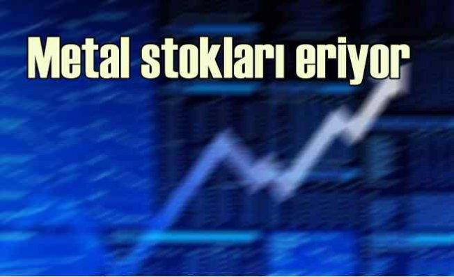 İnfo Yatırım | Metal Stoklarında Kritik Seviyeler