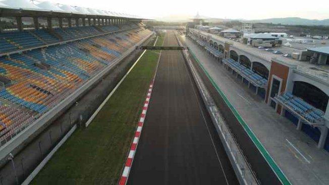 İstanbul Formula-1'e hazır