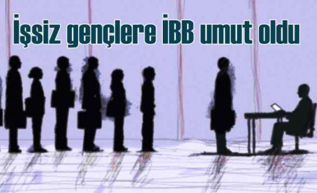 İstihdam ofisleri İstanbul'da genç işsizlere umut oldu