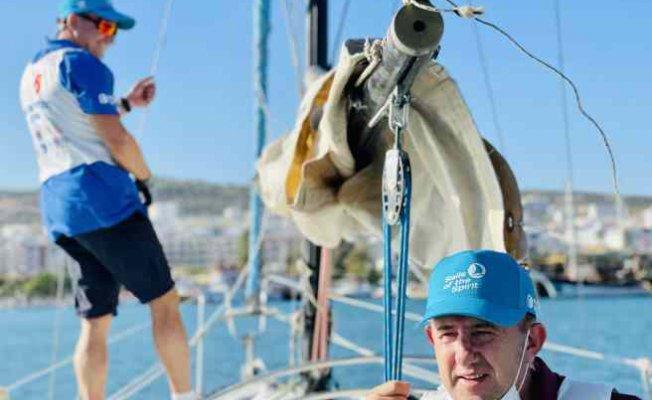 Mersin Taşucu'nda Ekolojik Yat Yarışı