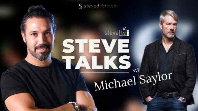 Michael Saylor | Türkiye'ye gelsem, şahıslardan alacağım tek şey Bitcoin