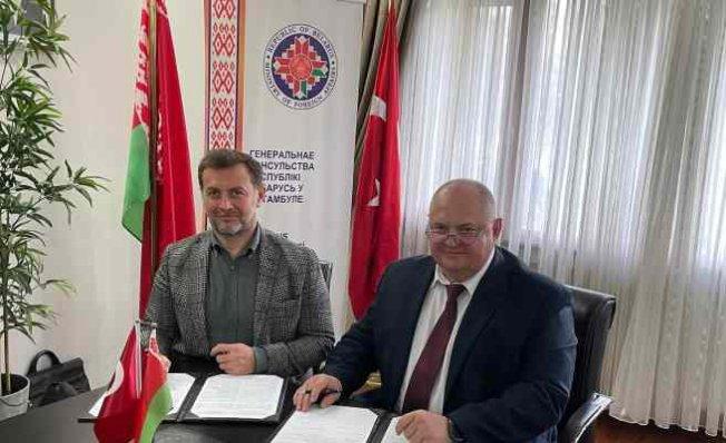 Türkiye - Belarus ticaret hacminde hedef 1.5 milyar dolar