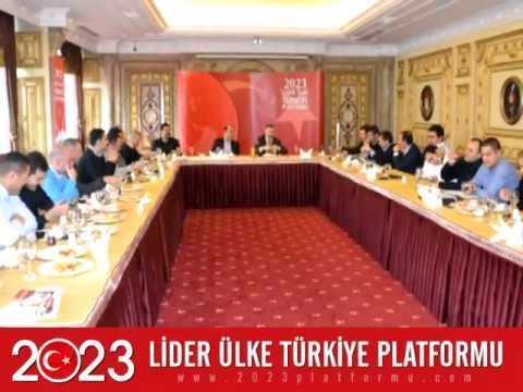 2023 Platformu'dan Demokratikleşme Paketi Raporu