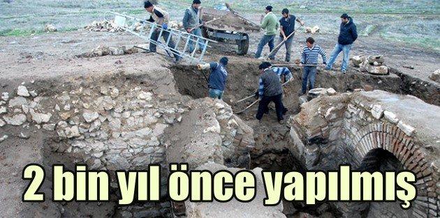 2 bin yıllık konut sistemi bilim adamlarını şaşkına çevirdi