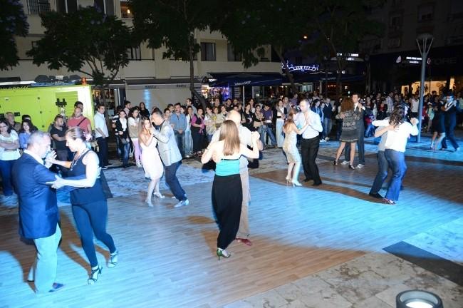 ADANA'DA TANGO FESTİVALİ BAŞLADI