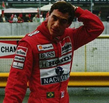 Ayrton Senna Kimdir?