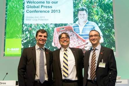 BASF Bitki Koruma Bölümü'nün 2020 satış hedefi, 8 milyar Avro