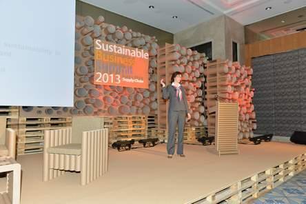 BASF'tan çevre konferansına destek