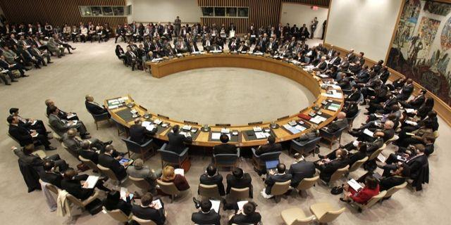 BM Güvenlik Konseyi Filistin için toplanıyor