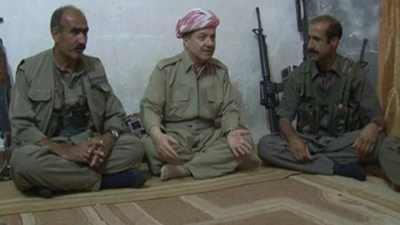 Barzani PKK ile buluştu