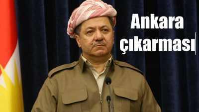 Barzani'den Ankara'ya petrol ve bağımsızlık ilanı ziyareti