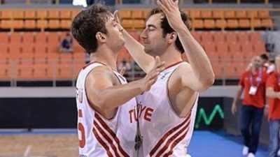 Basketbol'da Avrupa Şampiyonu Gençler oldu