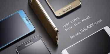 Beklenen Telefon Galaxy Alpha tanıtıldı