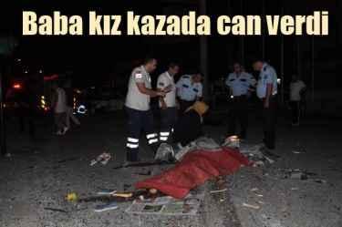 Bursa'da feci kaza, otomobil durağa daldı, 2 ölü var