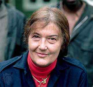 Dian Fossey, gorillerin annesi