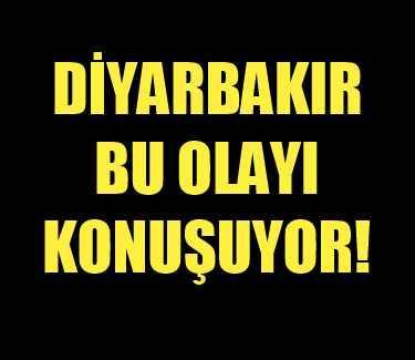 Diyarbakır'da evine dostunu alan kadını polis kurtardı