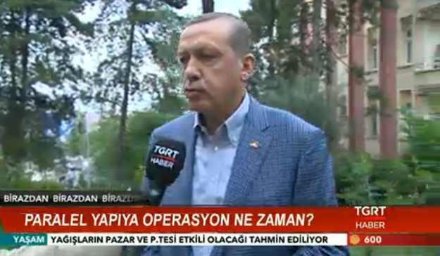 Erdoğan, Asıl kırıcı davranan Amerika