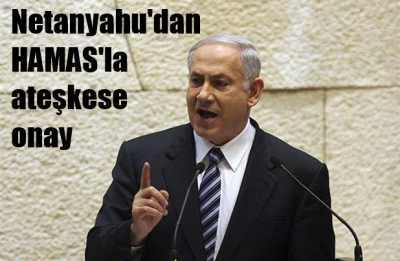 Flaş, İsrail ve Hamas arasında ateşkes anlaşması