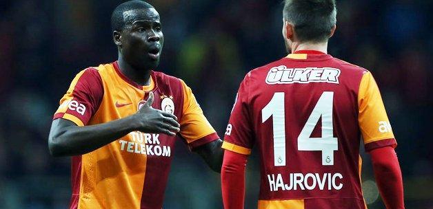 GS'den Hajrovic'in menajerine şok suçlama