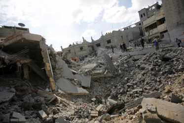 Gazze'de ateşkes kaosu, İsrail silahları sustu, Hamas füze attı