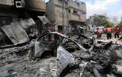 Hamas, İsrail askerini esir aldı