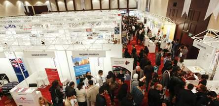 IEFT Yurtdışı Eğitim Fuarları 5-6-7 Ekim'de İSTANBUL'da