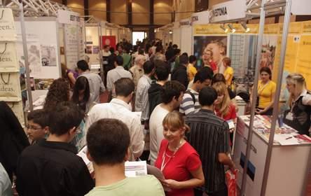 IEFT Yurtdışı Eğitim Fuarları YARIN İSTANBUL'da